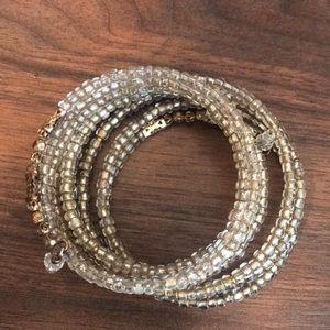 WHITE HOUSE BLACK MARKET wrap bracelet